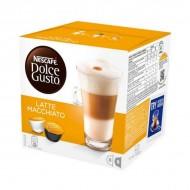 Kávové kapsle s pouzdrem Nescafé Dolce Gusto 98386 Latte Macchiato (16 uds)