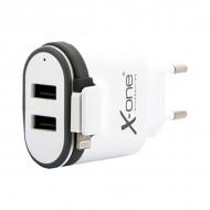 Ładowarka Ścienna Ref. 137799 2 x USB 2.1 Cable Lightning