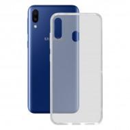 Puzdro na mobil Samsung Galaxy M20 Flex TPU Transparentná Pružný