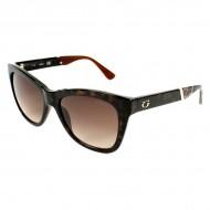 Okulary przeciwsłoneczne Damskie Guess GU7472-5652F