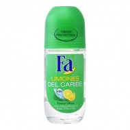 kuličkový deodorant s karibským citrónem Fa (50 ml)