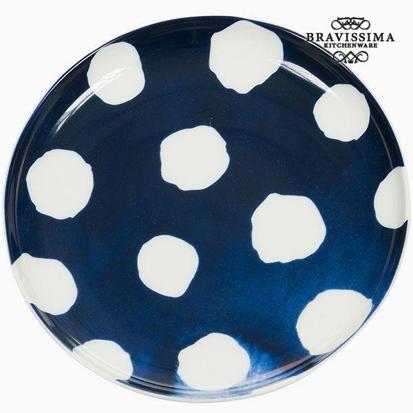 Flat plate Porcelán - Kitchen's Deco Kolekce by Bravissima Kitchen