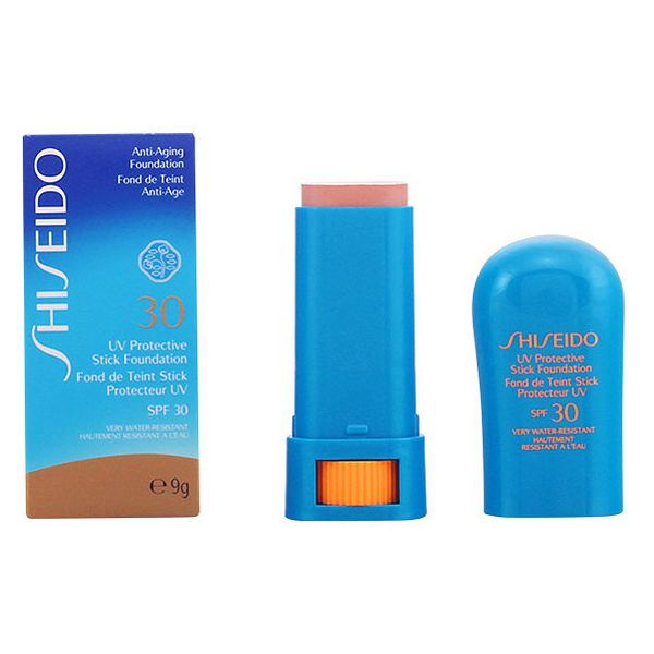 Podkład w Sztyfcie Sun Protection Shiseido 97210 Waterproof Tak