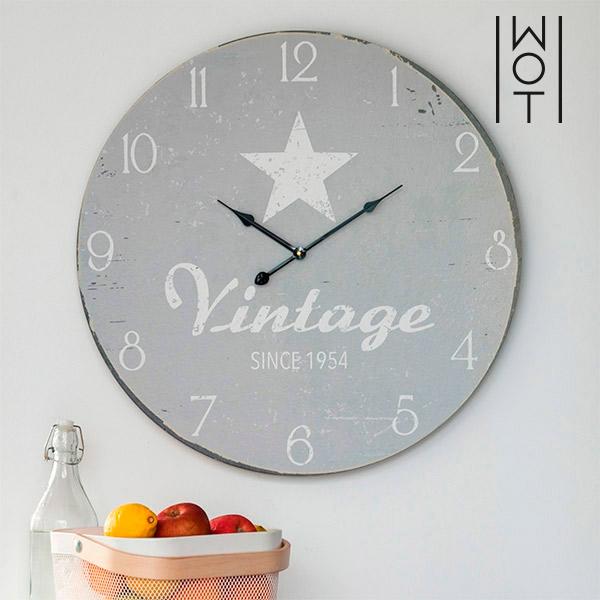 Zegar Ścienny Star XL Vintage Coconut