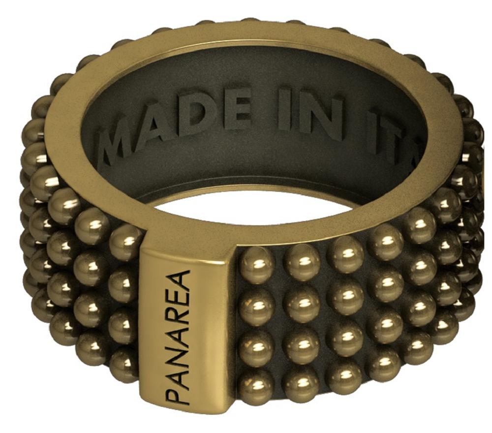 Dámský prsten Panarea AS254RU2 (14 mm)