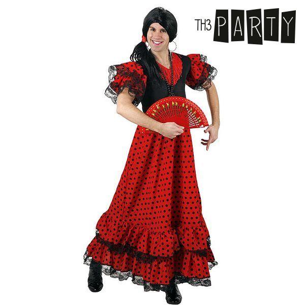 Kostium dla Dorosłych Th3 Party 4569 Tancerka flamenco