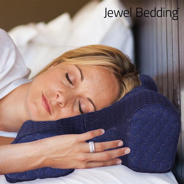 Wiskoelastyczna Poduszka Preciwzmarszczkowa Jewel Bedding