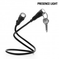 Latarka LED Podwójna Elastyczna Magnetyzowana Presence Light