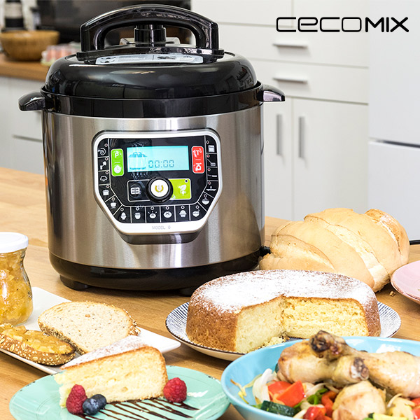Robot Kuchenny Cecomix G Deluxe 2010 6 L 1000W