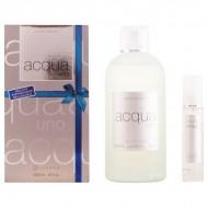 Souprava sdámským parfémem Acqua Uno Luxana 600001 (2 pcs)