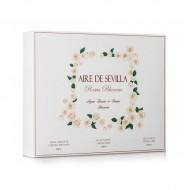 Souprava sdámským parfémem Rosas Blancas Aire Sevilla (3 pcs)