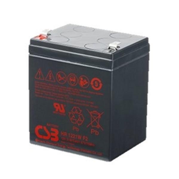 Baterie SAI Salicru 013AB-195 12 V 5 Ah