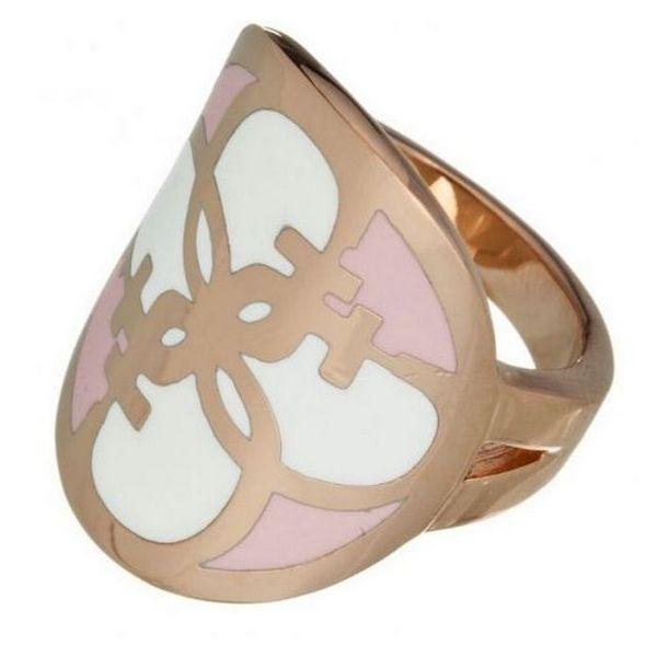 Dámský prsten Guess UBR11409-54 (17,19 mm)