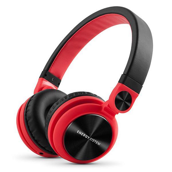 Słuchawki Energy Sistem DJ2 424597 Czerwony