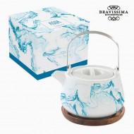 Čajová kanvica Porcelana by Bravissima Kitchen