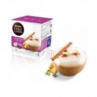 Kávové kapsule s puzdrom Nescafé Dolce Gusto 13065 Chai Tea Latte (16 uds)