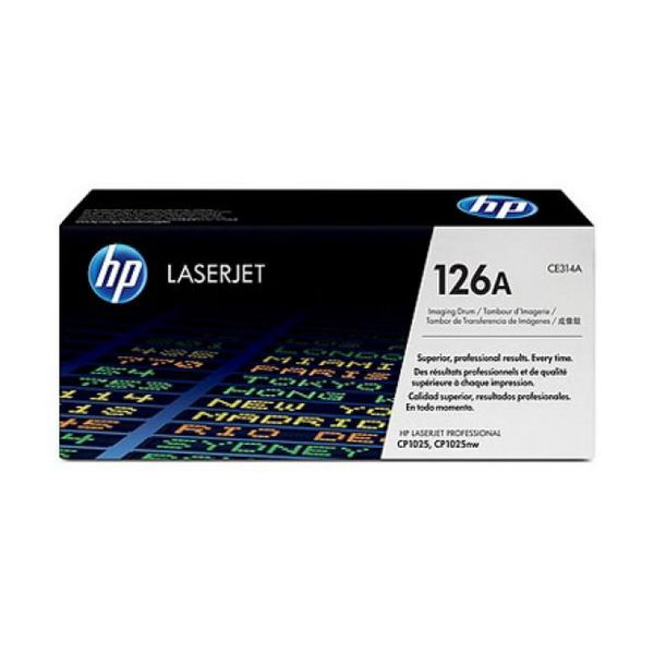 Bęben Hewlett Packard LaserJet CE314A 126A