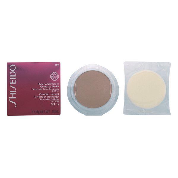 Kompaktní make-up Shiseido 424