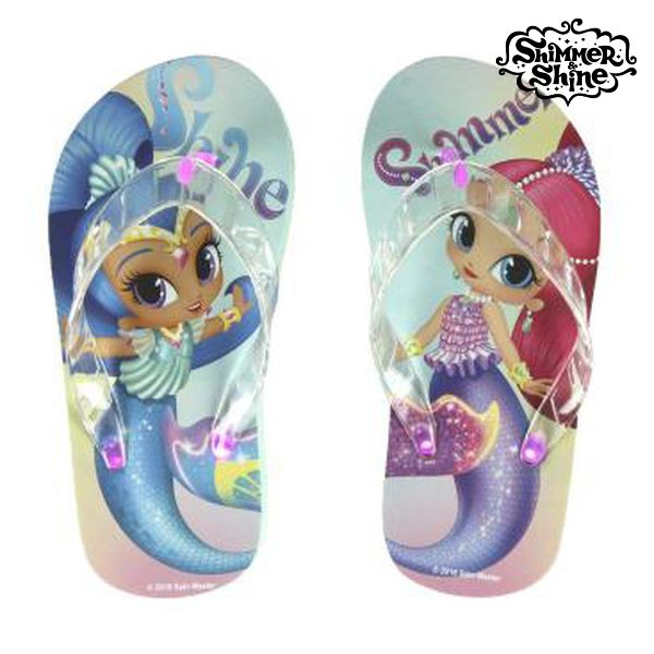 Flip-flops with LEDs Shimmer and Shine 9114 (rozmiar 33)