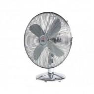 Stolový ventilátor Grupo FM SM140 50W Chróm