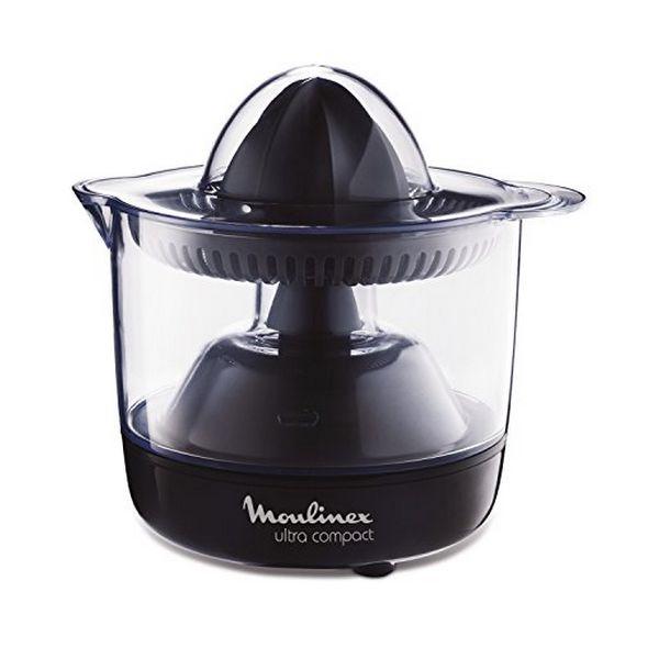 Elektrický odšťavňovač Moulinex Ultracompact 0,5 L Černý