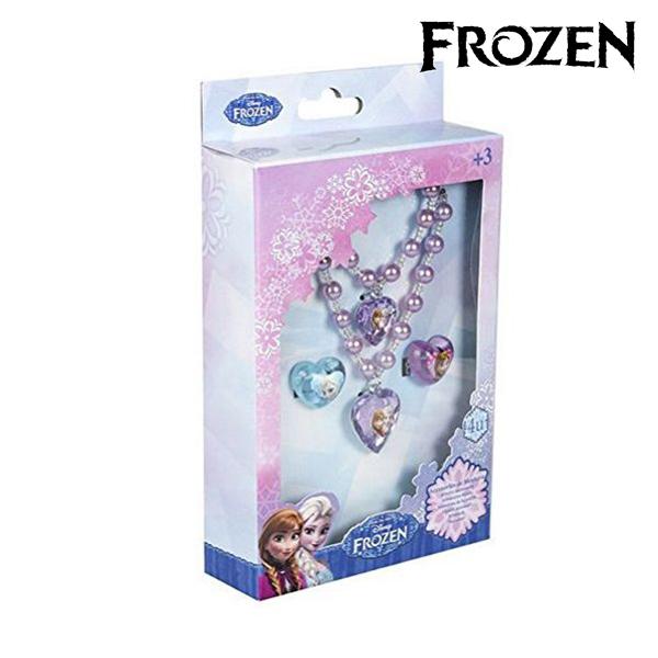 Hra na hrdiny (4 pcs) Frozen 76757