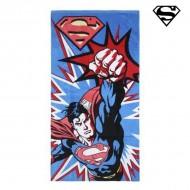 Plážová deka Superman 9016