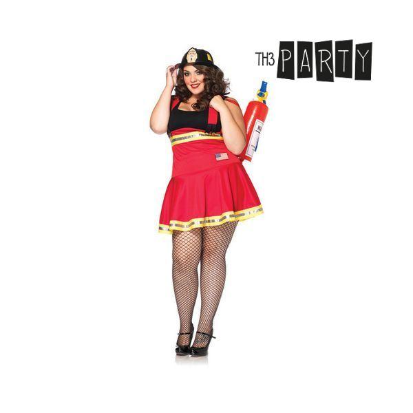Kostým pro dospělé Th3 Party 4693 Sexy hasička