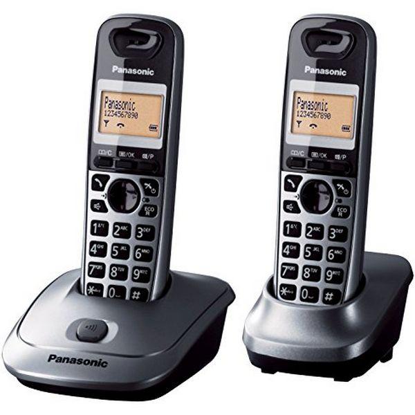 Telefon Bezprzewodowy Panasonic KX-TG2512SPM 1.4