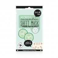 Maska na obličej Cucumber Oh K! (20 ml)