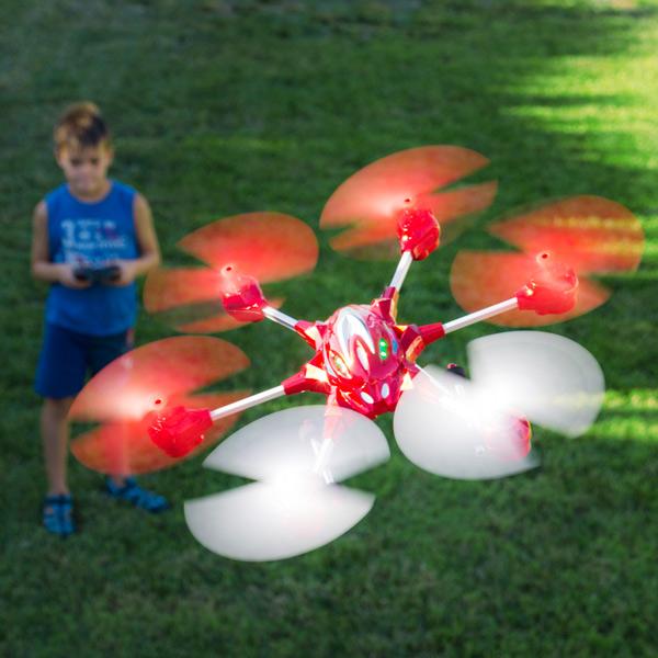 Dron Hexagonal