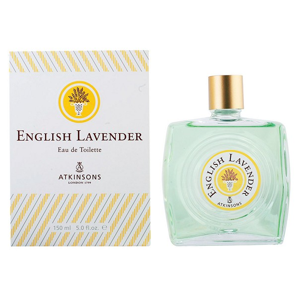 Perfumy Unisex English Lavender Atkinsons EDT - 620 ml