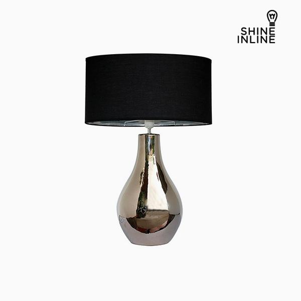 Stolní Lampa Stříbro (48 x 19 x 71 cm) by Shine Inline