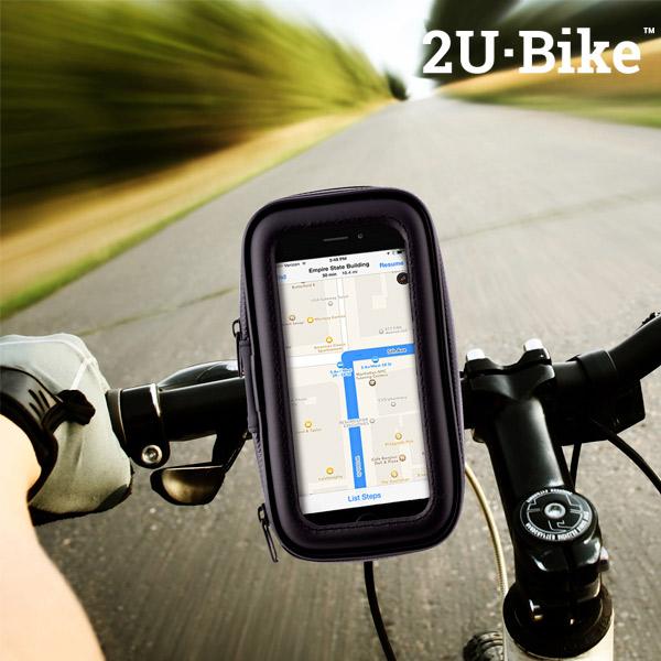 Futerał na Telefon z Zaczepieniem na Rower U2 Bike