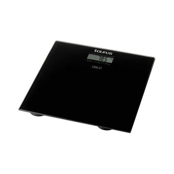 Digitální Osobní Váha Taurus 28332 Černá
