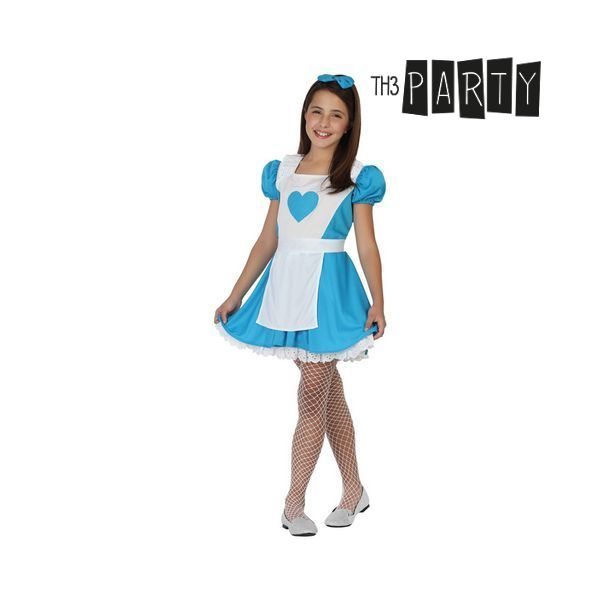 Kostým pro děti Th3 Party Alice - 3–4 roky