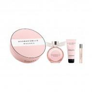 Souprava sdámským parfémem Mademoiselle Rochas (3 pcs)