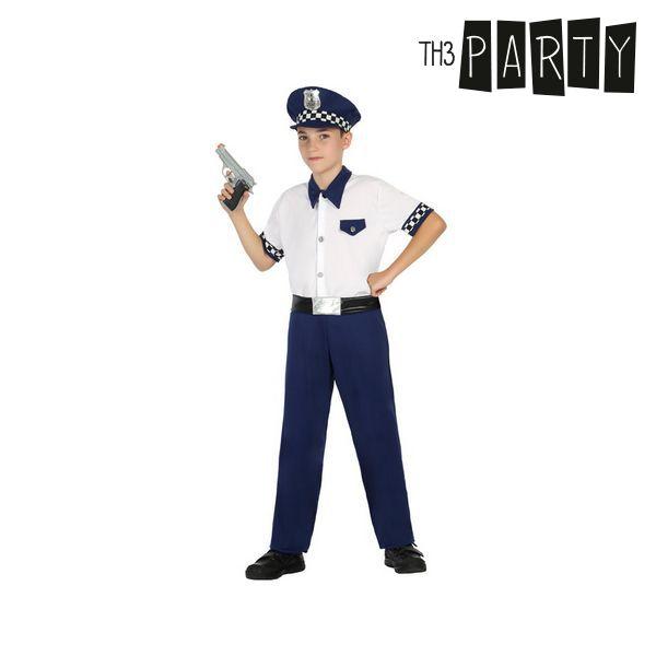 Kostým pro děti Th3 Party Policajt - 5–6 roků