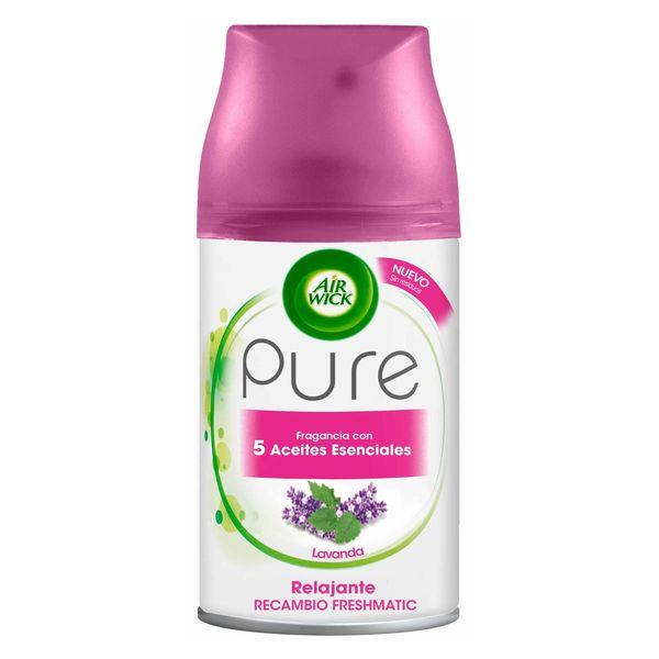 Náplň do Osvěžovače Vzduchu Air Wick FreshMatic Pure Relaxing Lavender 250 ml