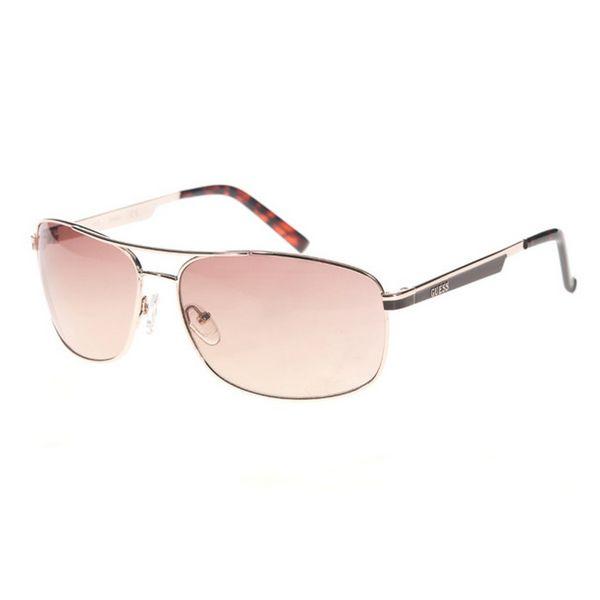 Okulary przeciwsłoneczne Męskie Guess GUF117GLD-3464