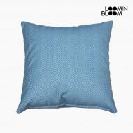 Poduszka Niebieski (60 x 60 cm) - Little Gala Kolekcja by Loom In Bloom