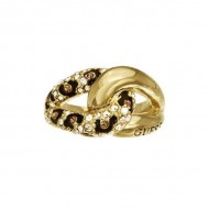 Dámsky prsteň Guess UBR51422-52 (16,56 mm)