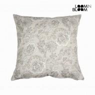 Poduszka Beżowy (60 x 60 x 10 cm) by Loom In Bloom