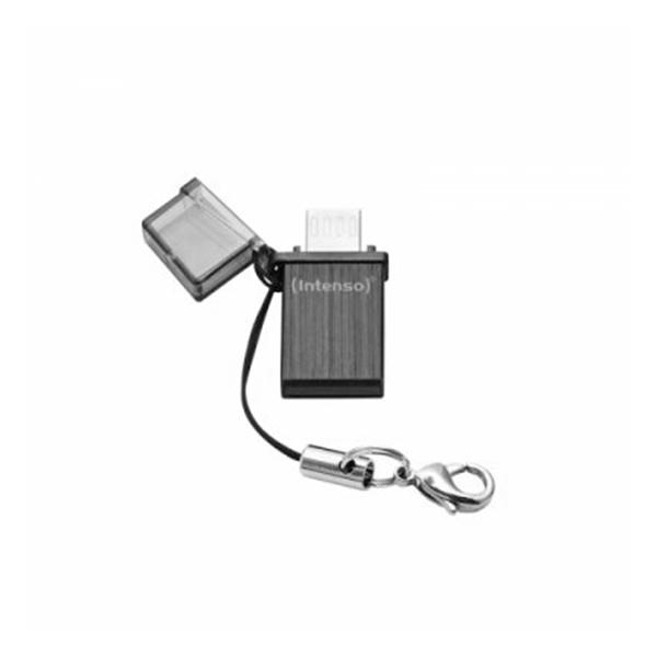 Pamięć USB i Micro-USB INTENSO 3524480 32 GB Czarny