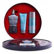 Souprava spánským parfémem Le Male Jean Paul Gaultier (3 pcs)