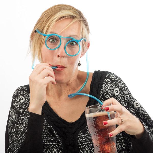 Rurka do Picia Glasses