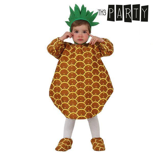 Kostium dla Niemowląt Th3 Party Ananas - 0-6 miesięcy