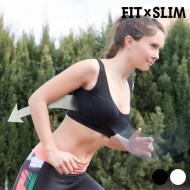Sportovní Podprsenky AirFlow Technology Fit x Slim (2 kusy) - M