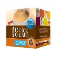 Kávové kapsle s pouzdrem Nescafé Dolce Gusto 94331 Caffè Lungo Decaffeinato (16 uds)