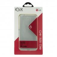 Puzdro na mobil Lg K9 Flex Transparentná
